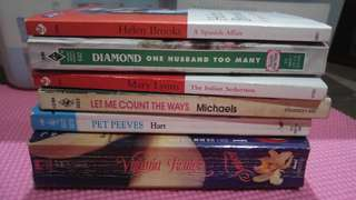 Assorted books bundle
