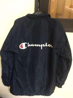 Champion coach jacket