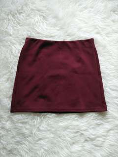 Berskha mini skirt
