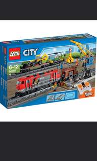 LEGO 60098 - Heavy Haul (Brand new and sealed)