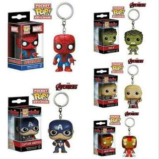 Pop keychains!