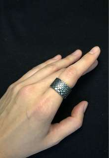Ring for causal outfit