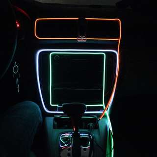 Car Atmospheric Lights - Fiber Optics