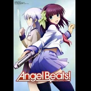 [Rent-TV-Series] Angel Beats! (2010) [ANIME]
