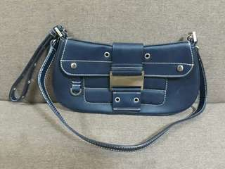 Blue Handbag/Clutch