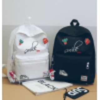 TL024 Girls School Backpack
