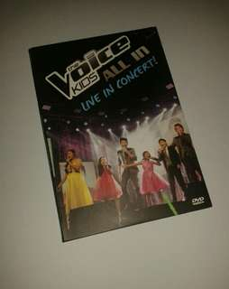 The Voice Kids ALL IN: CONCERT