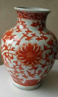 瓷器花瓶 高33cm