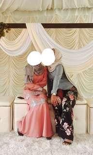Sequined baju kurung moden #gayaraya