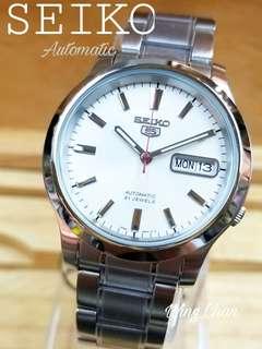SEIKO WATCH AUTOMATIC 精工自動手錶 SNK789K1