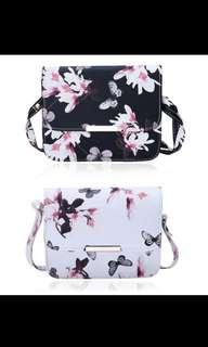 Women Floral Handbag
