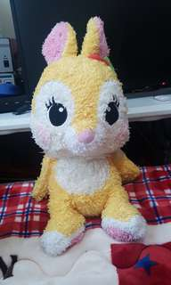 Bunny and Pooh StuffToy