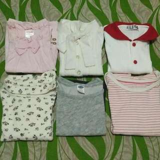 Repriced! Branded Baby Clothes Bundle (12-24 mos)