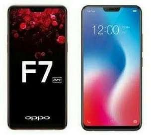 Oppo F7 bisa di kredit