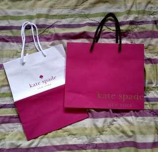 Paper bag Kate Spade