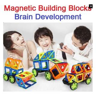 Magnetic Game - Improve kids motor skills