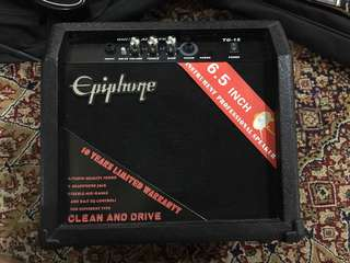 Epiphone Amp speaker for guitar