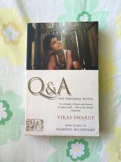 Q&A (Slumdog Millionaire) - Vikas Swarup
