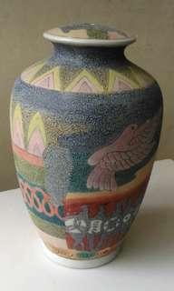 陶瓷燈座 lamp holder 高29cm(L)
