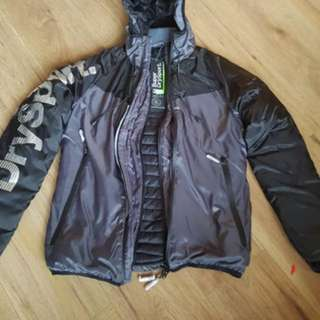 SuperDry Sports Porject