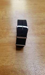 NATO strap nylon DW edition tali jam tangan canvas 22mm
