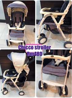 Chicco baby stroller
