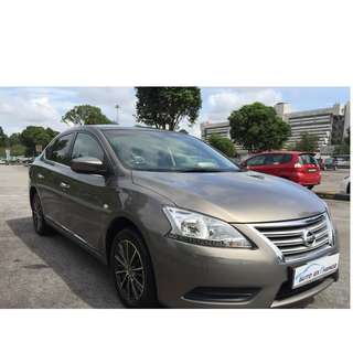 Nissan Nissan Sylphy for Sale ! $3000 Drive away ! Monthly $1000 + only ! Better than lease a car ! 2015 Year of registration !