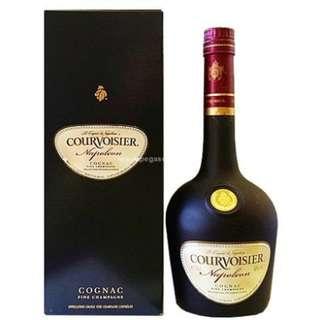 Courvoisier Napoleon Cognac 干邑白蘭地