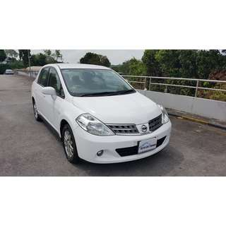 Nissan Nissan Latio for sale ! $3000 drive away ! Monthly instalment $1000 + only ! Can use for Uber and Grab Car if u want ! Hurry call now !