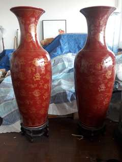 Antique Vase (1 pair)