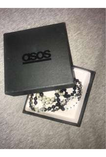 Asos Faux Pearl necklace