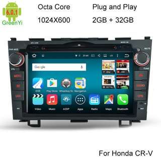 Honda CRV 07-11 Android DVD Player