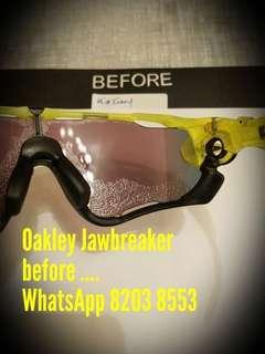 Oakley Photochromic Trek CrankSet Carbon M M2 Frame Gear Class Givi Flak 2.0 2a CrossHair 2 Crosslink 2b Box Radarlock Radar Path Holbrook Jupiter Juliet x metal xx Frogskins
