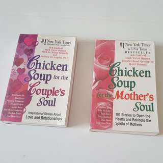 CHICKEN SOUP FOR THE COUPLE'S & MOTHER'S SOUL