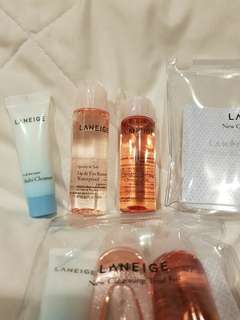 Laneige Cleansing Trial Kit 3items