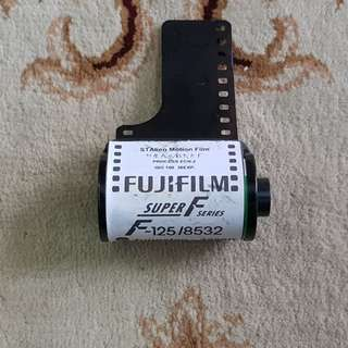 Fujifilm Reala Super F Series F125T Motion Picture Cinema Film Roll ( 8532 Production Series ) 35mm