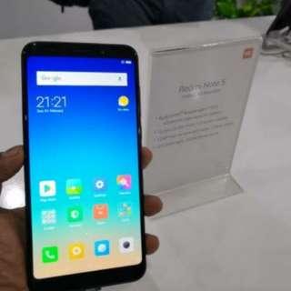 Xiaomi Redmi note 5 Bisa dicicil tanpa kartu kredit proses cepat