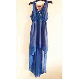 Sabella high low dress