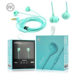WK Design Wi200 earphones