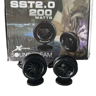 SST 2.0 Tweeter 25mm Soundstream Xstream