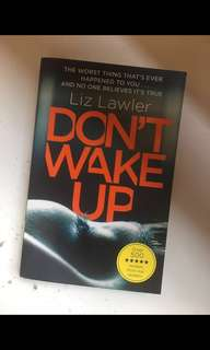 BN Don't Wake Up - Liz Lawler