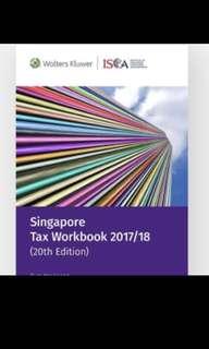 Tax textbook 2017/2018 edition
