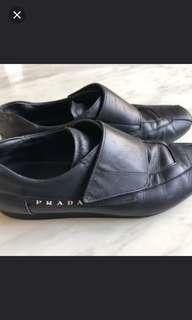 🚚 Prada 皮鞋 US 9.5 ~ 10