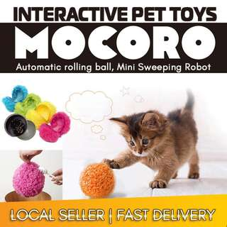 MOCORO ROBOTIC CLEANING BALL