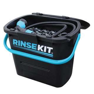 RinseKit – Pressurized Portable Shower