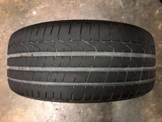 245/35R20 Used Tyre
