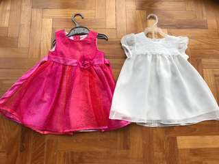 Beautiful toddler dress in excellent condition