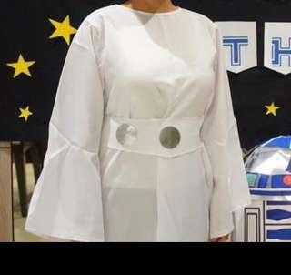 Princess Leia/Star Wars costume