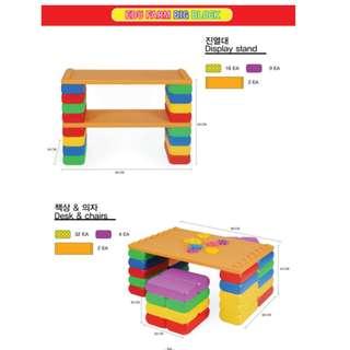 Edu Farm - 巨型積木 (B set, 29pcs)