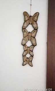 Pajangan kupu kupu